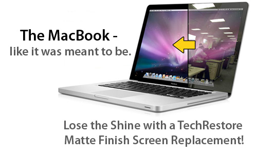 Anti Glare or Glossy Macbook Pro For me?